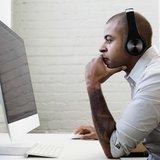 BTH-818 Over-Ear-Bluetooth-Stereo-Kopfhörer-Headset - Mikrofon Schwarz_