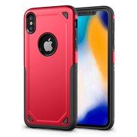ProArmor Schutzhülle für iPhone XS Max Hülle - Rot