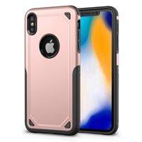 ProArmor Schutzhülle für iPhone XS Max Hülle - Roségold - Pink