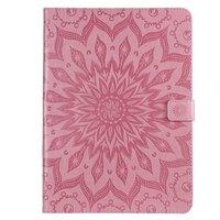 Sonnenblumenleder iPad Pro 11-Zoll 2018 Case Cover Wallet - Pink