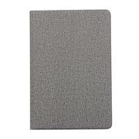 Jeans Denim Schutzhülle Flip Case TPU iPad mini 4 5 - Grau