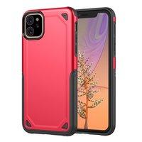ProArmor Schutz Schutzhülle iPhone 11 Hülle - Rot