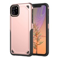 ProArmor Schutzhülle Schutz iPhone 11 Hülle - Roségold - Pink