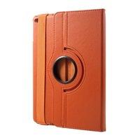 Schutz 360 Turn Kunstleder Cover Flip - iPad 2017 2018 - Orange