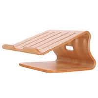 SAMDI Holz Laptop MacBook Pro bis 15 Zoll Support Desk Standard Stand