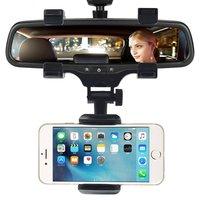 Universalhalter mit Clip zum Innenspiegel Auto Auto iPhone Smartphones
