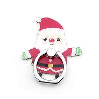 Weihnachtsfingerhalter Ringständer für Smartphone - Santa