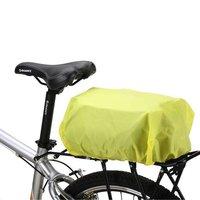 Universelle Regenhülle Fahrradtasche wasserdicht - Grün
