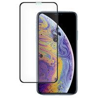 Gehärtetes Glas Glasschutz iPhone 11 Pro Vollbild - Schwarzschutz