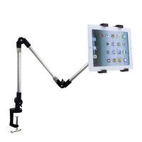 Universal Tablet Holder Tischarm 3 Aufsätze - Aluminium um 360 Grad drehen