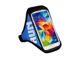 Sportband Jogging Universal Smartphone läuft - Blau
