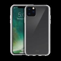 Xqisit flexible Hülle TPU Hülle iPhone 11 Pro Max - Transparent