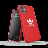 adidas geformte Hülle Canvas Hülle iPhone 11 - Rot