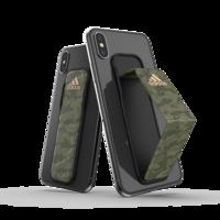 adidas Sport Universal Fingergriffband Smartphone Tarnung Größe L - Grün