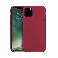Xqisit Silikonhülle Schutzhülle iPhone 11 Pro - Rot