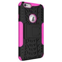 Stoßfeste Schutzhülle iPhone 6 6s Hülle - Pink