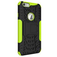 Stoßfeste Schutzhülle iPhone 6 6s Hülle - Grün