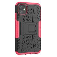 Stoßfeste Schutzhülle iPhone 11 Hülle - Rotgold