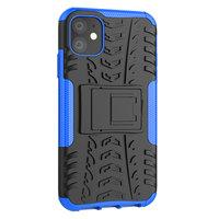 Stoßfeste Schutzhülle iPhone 11 Hülle - Blau