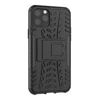 Stoßfeste Schutzhülle iPhone 11 Pro Hülle - Schwarz