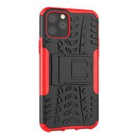 Stoßfeste Schutzhülle iPhone 11 Pro Hülle - Rot