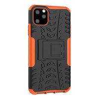 Stoßfeste Schutzhülle iPhone 11 Pro Max Hülle - Orange