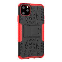 Stoßfeste Schutzhülle iPhone 11 Pro Max Hülle - Rot
