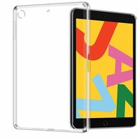Gehäuseabdeckung TPU iPad 10,2 Zoll - Transparent Klar