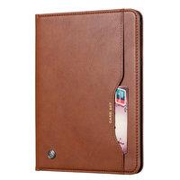 Brieftasche Brieftasche Hülle mit Stifthalter Kunstleder für iPad 10,2 Zoll - Braun