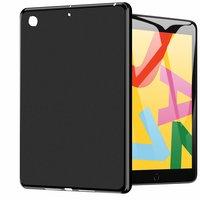 Cover Case Kunststoff Soft TPU Wasserdicht für iPad 10,2 Zoll - Schwarz