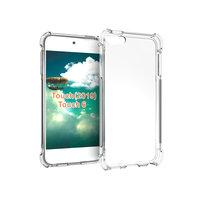 Rutschfeste, tropfenfeste TPU-Schutzhülle für iPod Touch 5 iPod Touch 6 iPod Touch 7 - Transparent
