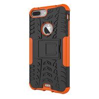 Stoßfeste Schutzhülle iPhone 7 Plus 8 Plus Hülle - Orange