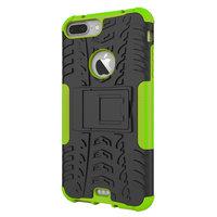 Stoßfeste Schutzhülle iPhone 7 Plus 8 Plus Hülle - Grün