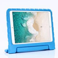 Kinderfreundlicher stoßfester EVA-Koffergriff für iPad 10.2 iPad Air 3 10.5 iPad Pro 10.5 - Blau