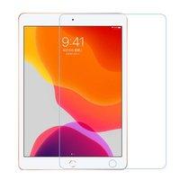 Gehärteter Glasschutz iPad 10,2 Zoll - Schutz vor gehärtetem Glas 9H