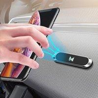 Wozinsky Magnetic Phone Holder Auto Armaturenbrett - Schwarz
