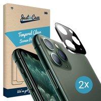Just in Case Filmschutz iPhone 11 Pro Max Kameraobjektiv - 2 Stück Schutz