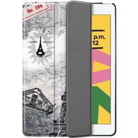 Just in Case Apple iPad 10.2 Hülle - Eiffelturm