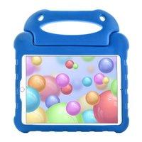 Just in Case EVA iPad 10,2 Zoll Hüllenhülle - Blue Shock absorbierend Kinderfreundlich