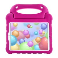 Just in Case EVA iPad 10,2 Zoll Hoes Case - Pink Shock-absorbierend Kinderfreundlich