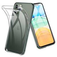 Just in Case Flexible Schutzhülle iPhone 11 Pro TPU Klarsichthülle - Klar