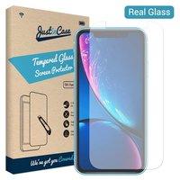 Just in Case gehärteter Glasschutz Apple iPhone XR - 9H Härte