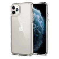 Spigen Ultra Hybrid TPU Polycarbonat iPhone 11 Pro Max Hülle - Transparent Klar