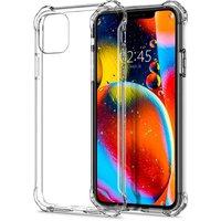Spigen Rugged Crystal iPhone 11 Pro Hülle - Transparenter Schutz