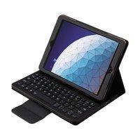 Just in Case Apple iPad Air 3 10,5 Zoll 2019 Bluetooth-Tastaturhülle - Schwarz