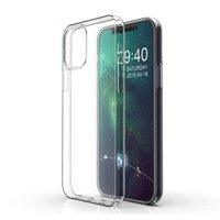 TPU-Hülle für iPhone 12 und iPhone 12 Pro - transparent