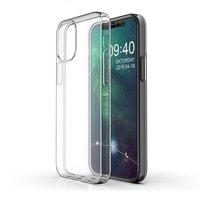 TPU Hülle für iPhone 12 mini - transparent