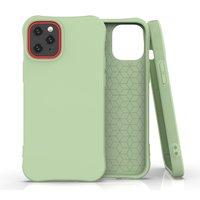 Soft Case TPU-Abdeckung für iPhone 12 mini - grün