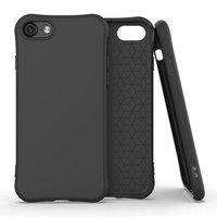 TPU-Schutzhülle für iPhone 7, iPhone 8 und iPhone SE 2020 - schwarz