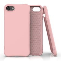 TPU-Schutzhülle für iPhone 7, iPhone 8 und iPhone SE 2020 - pink
